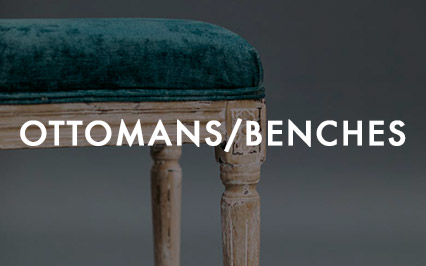 Ottomans-Benches